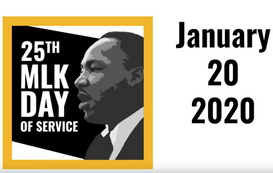 25th MLK Day kl