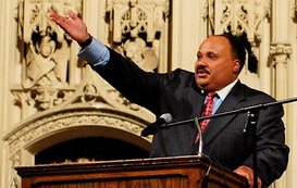 Martin Luther King III 2007 kl