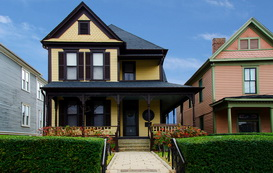 Mikefairbanks Martin Luther Kings Boyhood Home kl